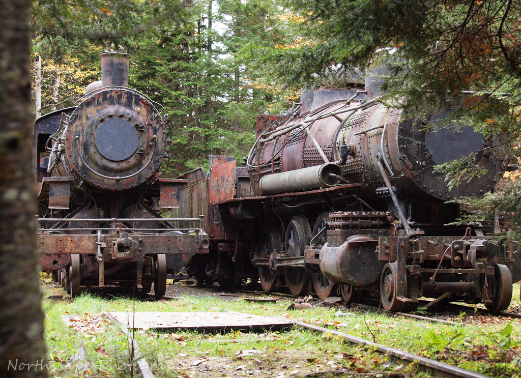 Maine's Lost Railroad